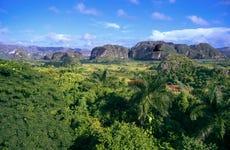Tour a caballo por el Valle del Silencio