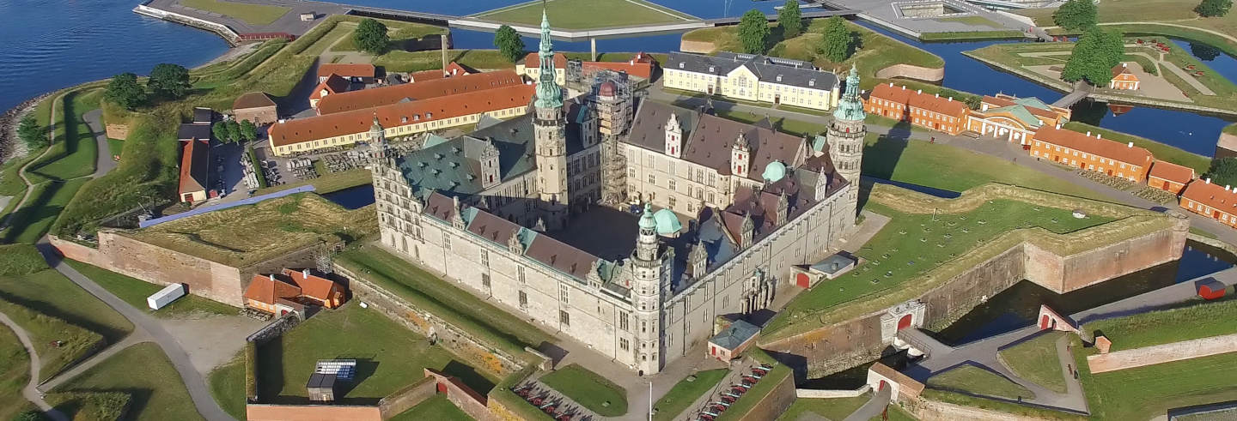 Excursion au château de Kronborg, Lund et Malmö