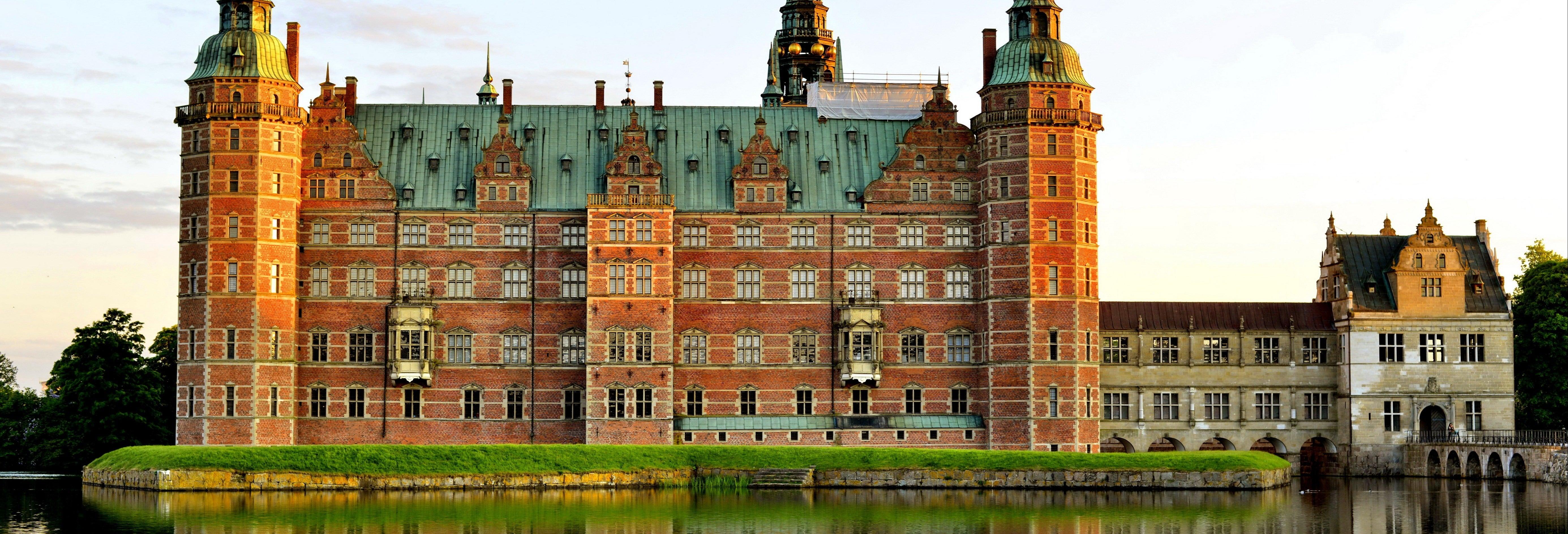 Excursion au château de Frederiksborg