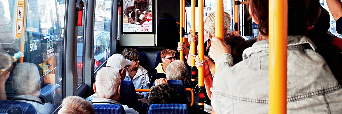 Autobus a Copenaghen
