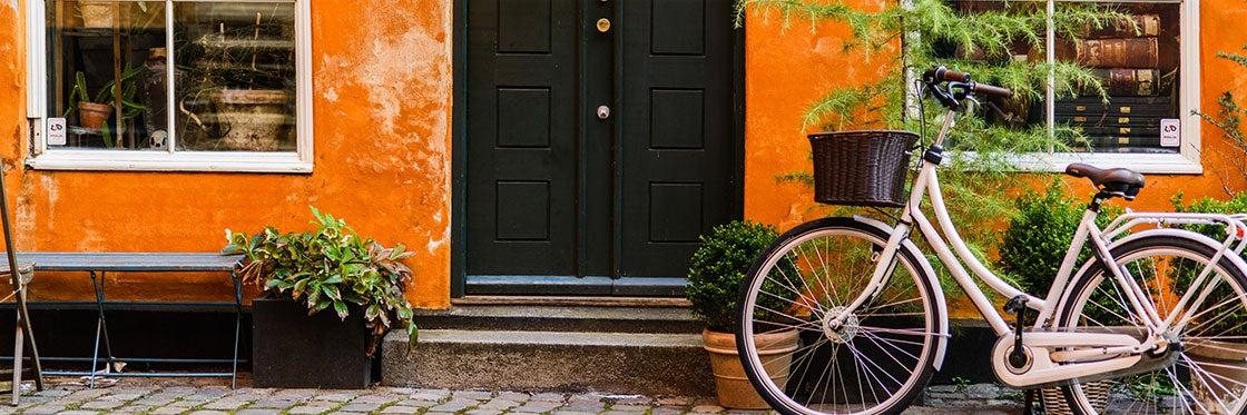 Vélos à Copenhague
