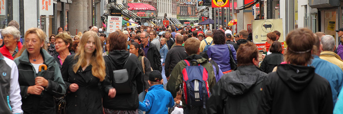 Orario commerciale a Copenaghen