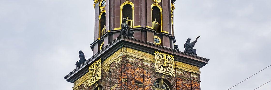 Iglesia de San Salvador de Copenhague