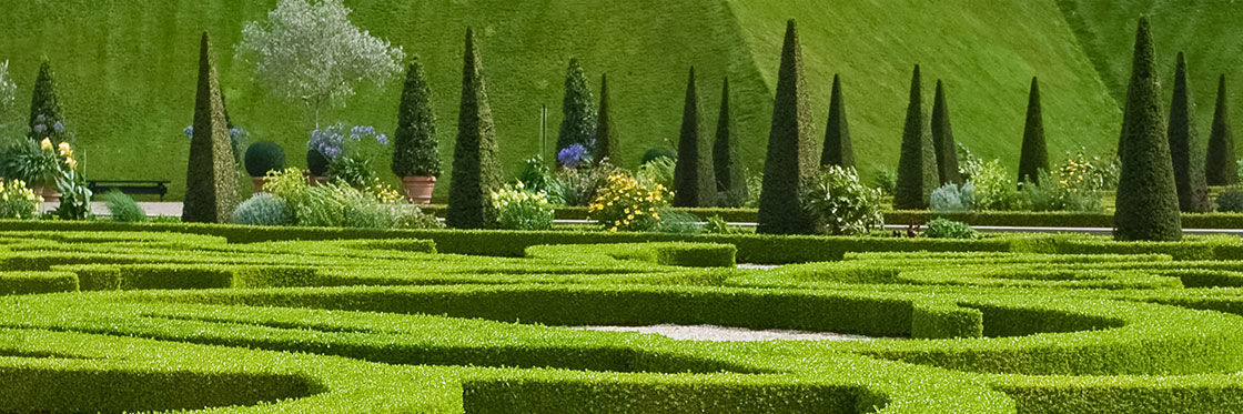 I Giardini Reali di Copenaghen