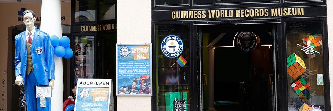 Museo de los Récords Guinness de Copenhague