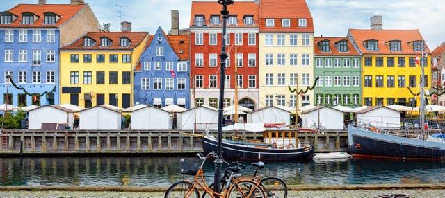 Tour en bicicleta por Copenhague