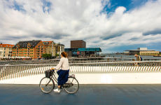 Tour de bicicleta por Copenhague