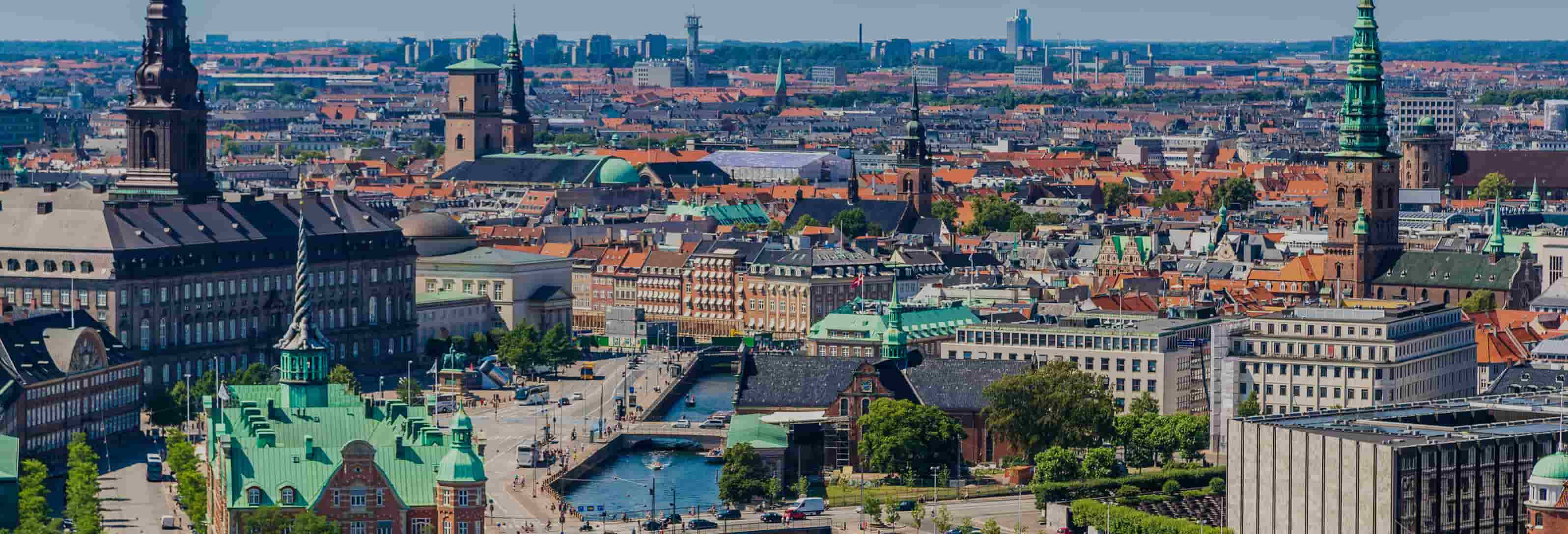 Tour por Copenhague para cruceros