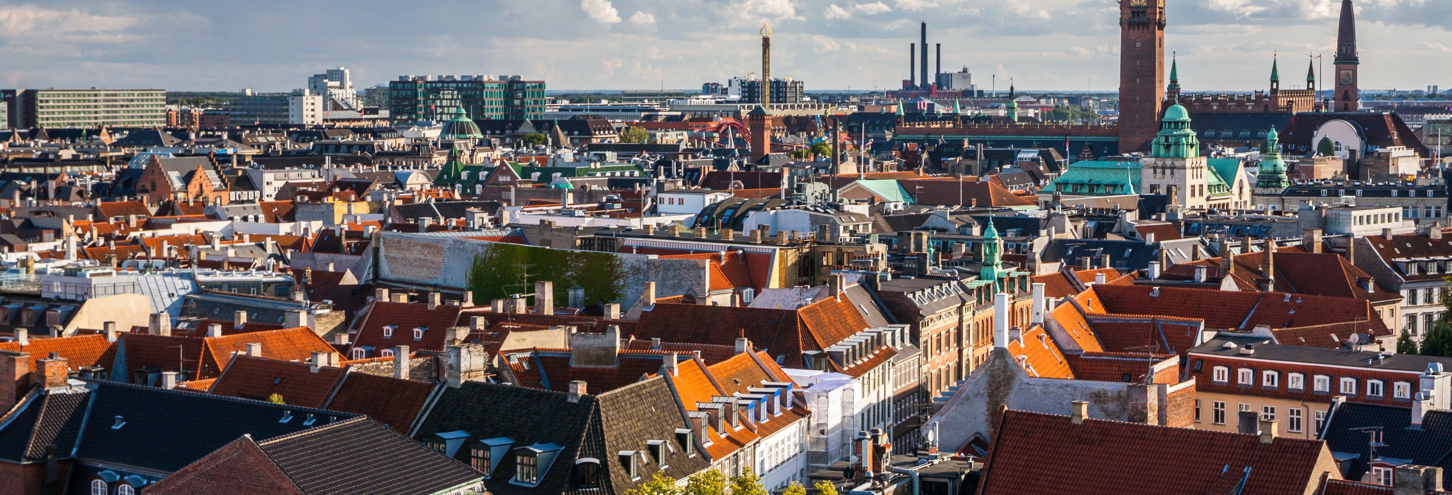 Tour panorámico por Copenhague