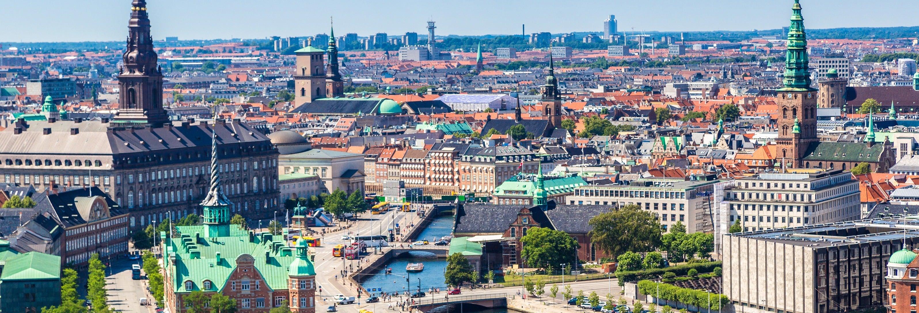 Tour panorámico por Copenhague + Entrada a Jardines Tivoli