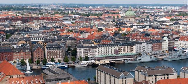 Tour en segway por Copenhague