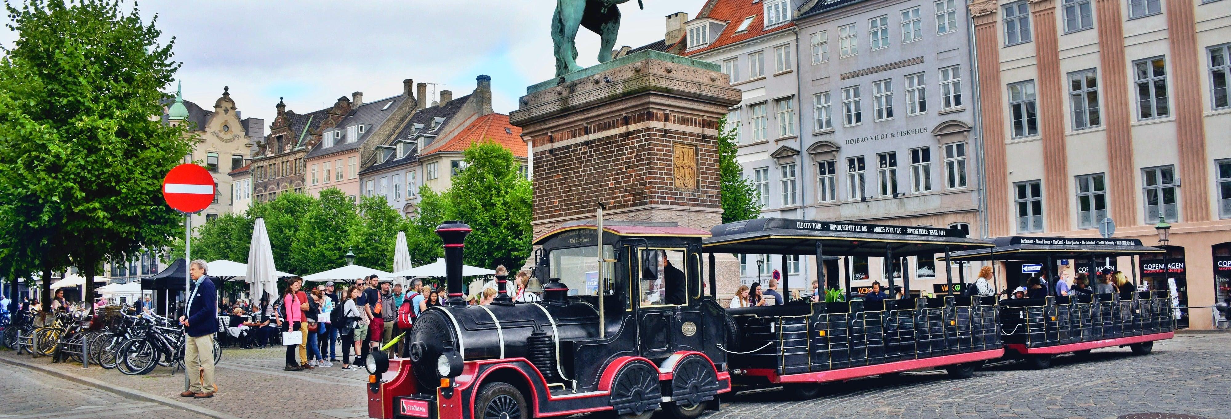 Tren turístico de Copenhague
