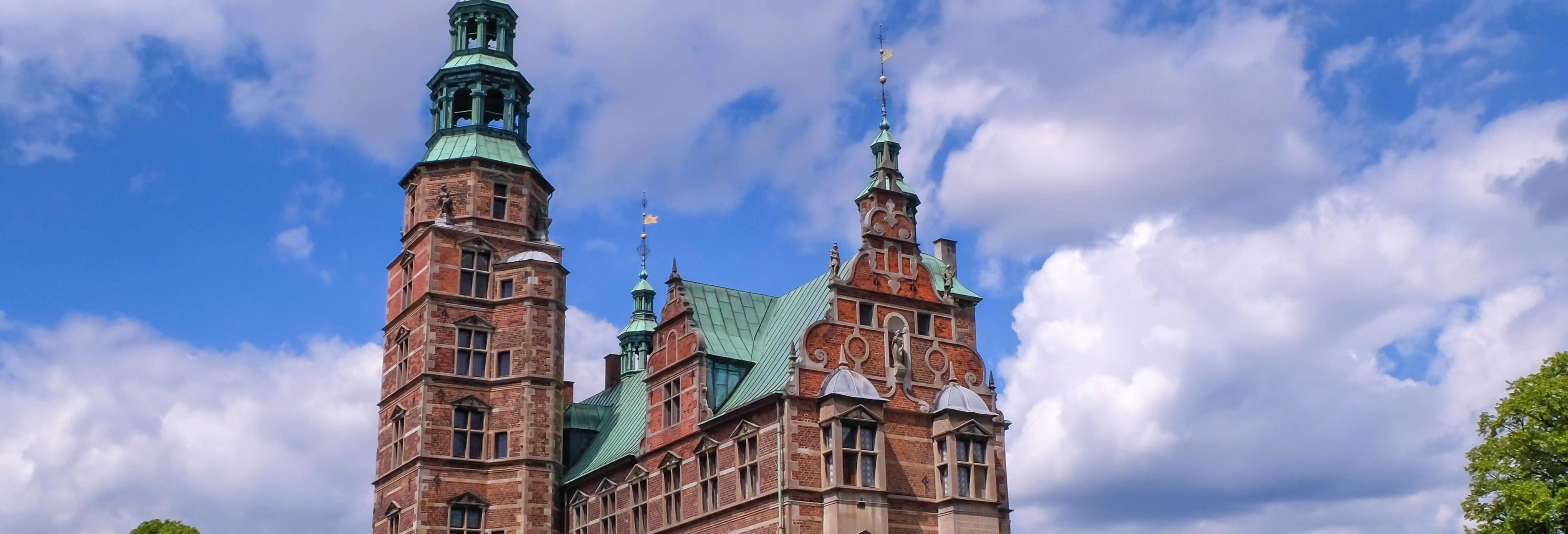 Visita guiada pelo castelo de Rosenborg