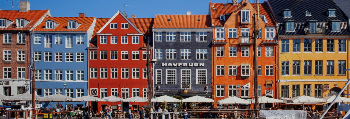 Panoramic Tour of Copenhagen