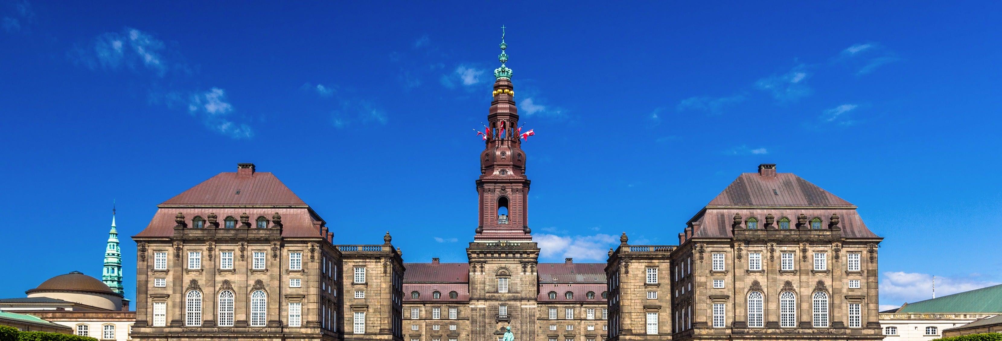 Visita guiada por el palacio de Christiansborg