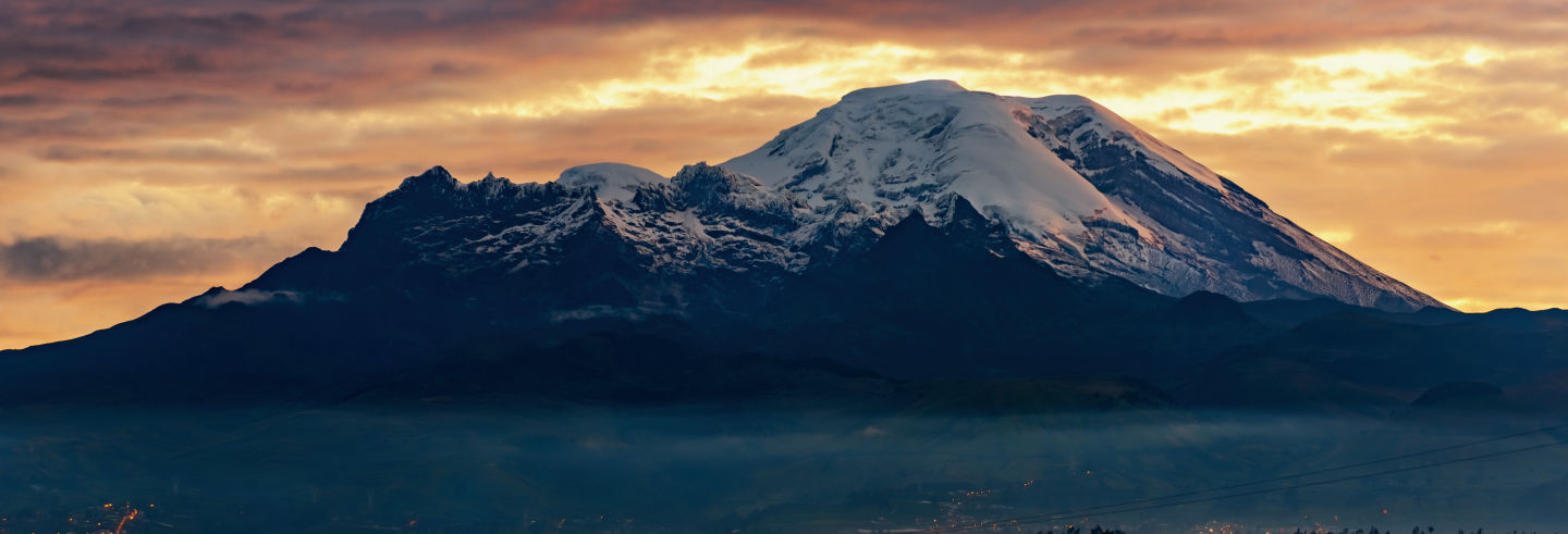 Trekking de 2 días por el volcán Chimborazo