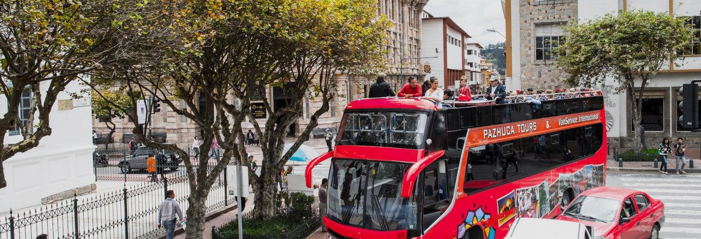 Autobús turístico de Cuenca