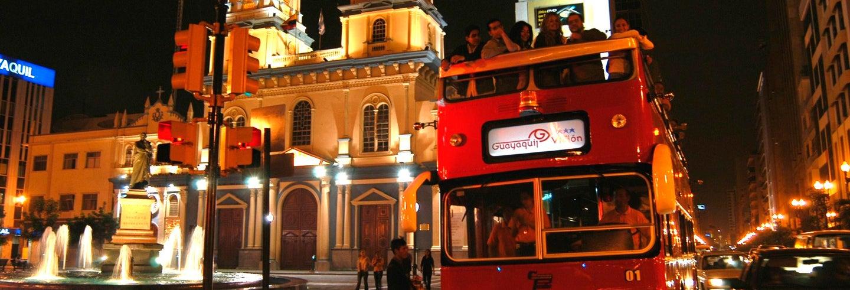 Ônibus turístico de Guayaquil