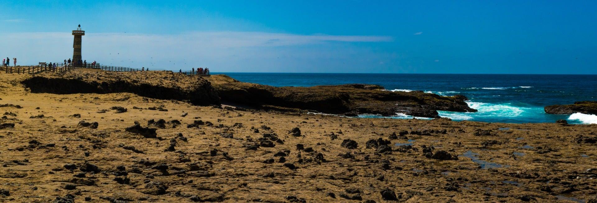 Excursión a Salinas y playa Ballenita