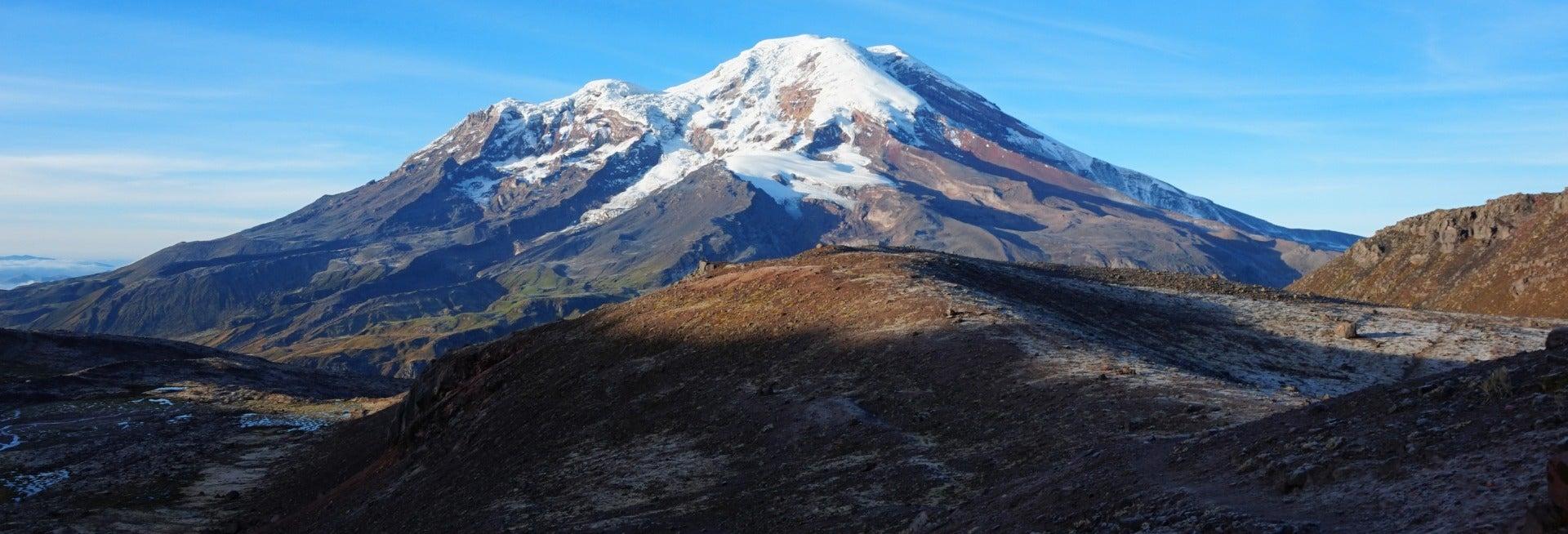 Excursión al volcán Chimborazo + Iglesia de Balbanera