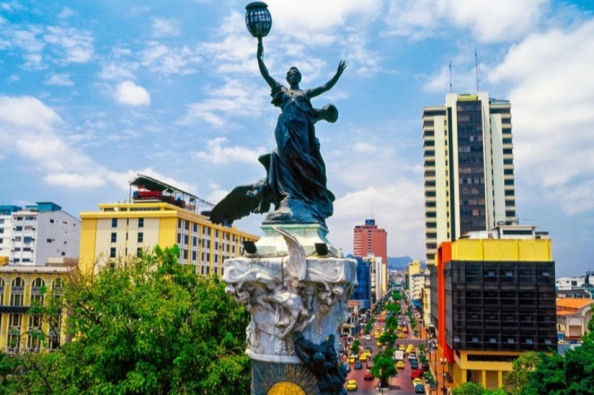 Statue of Liberty of Guayaquil