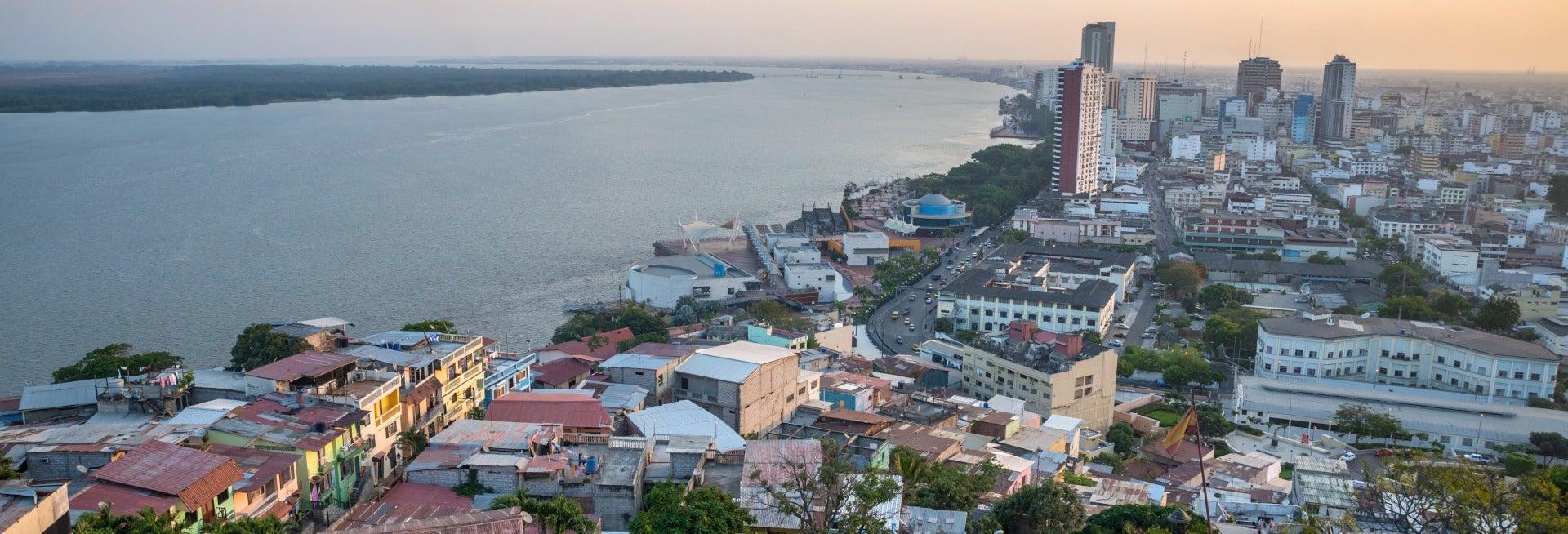 Escala em Guayaquil? Tour saindo do aeroporto