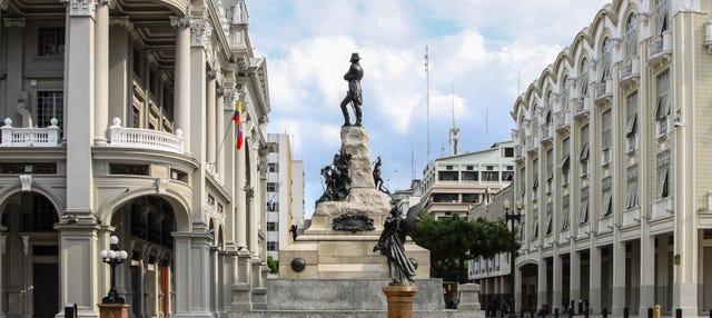 Tour por Guayaquil + Parque Histórico