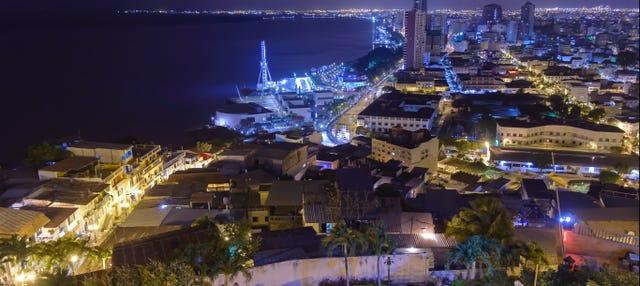 Tour nocturno por Guayaquil