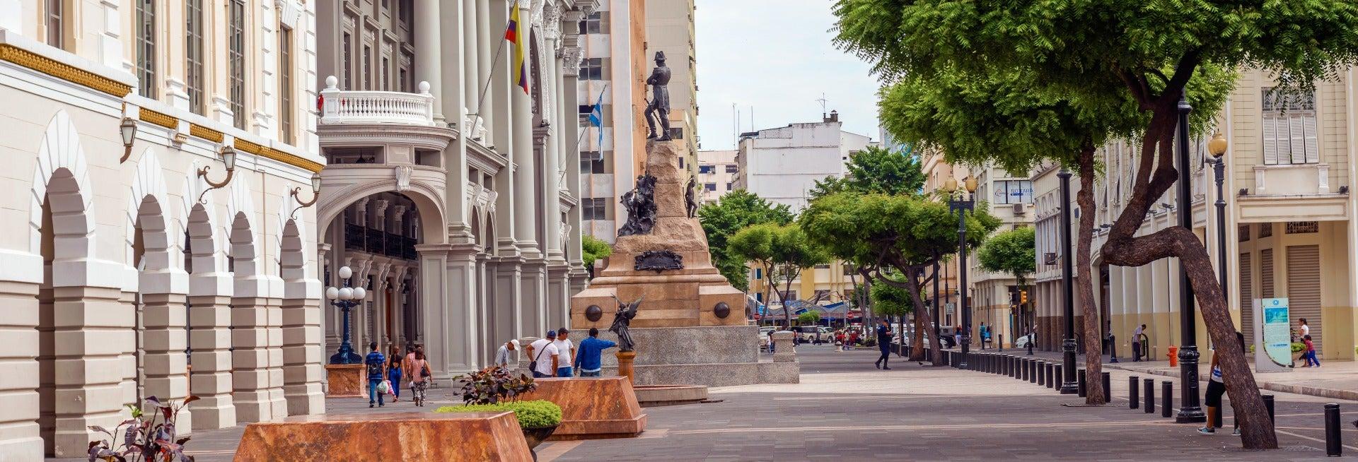 Tour panorámico privado por Guayaquil