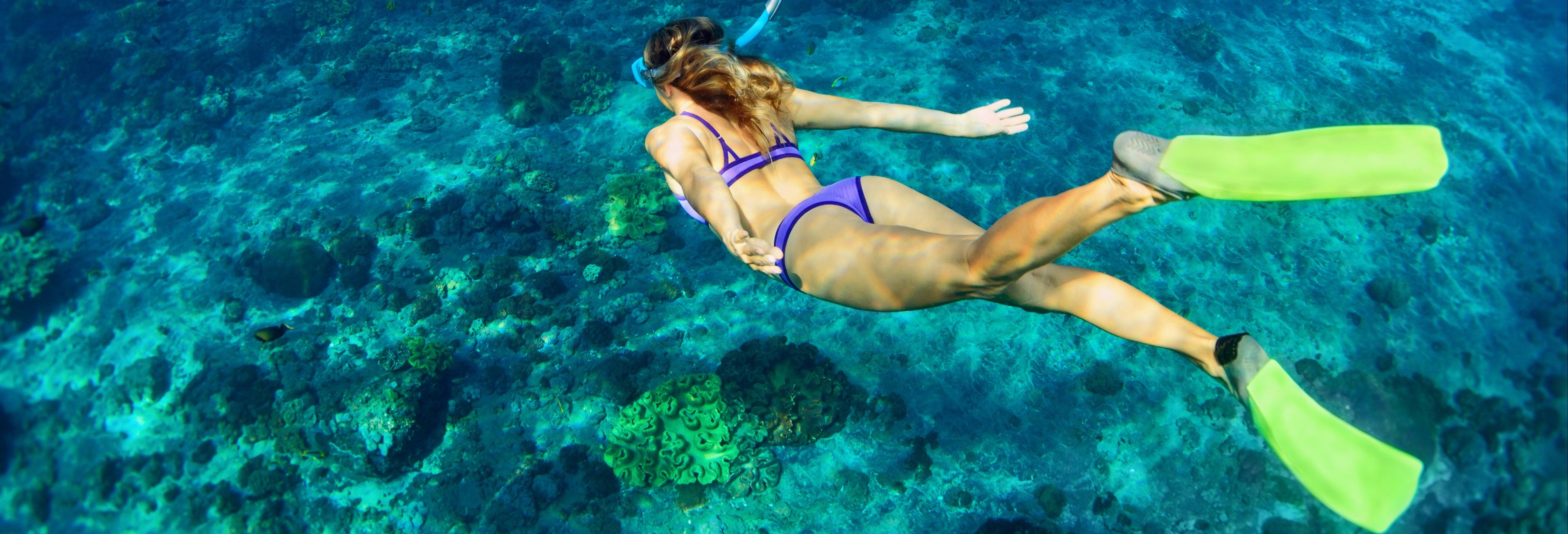 Snorkel en Isla Santa Fé