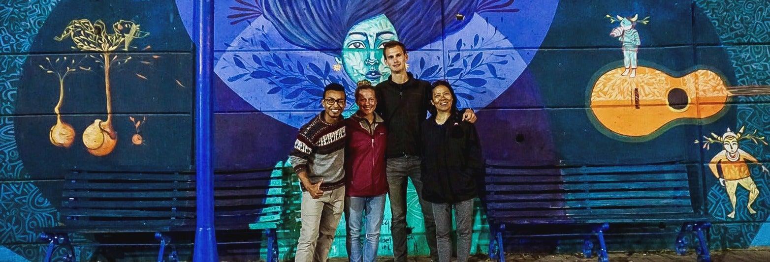 Free tour de los misterios y leyendas de Otavalo