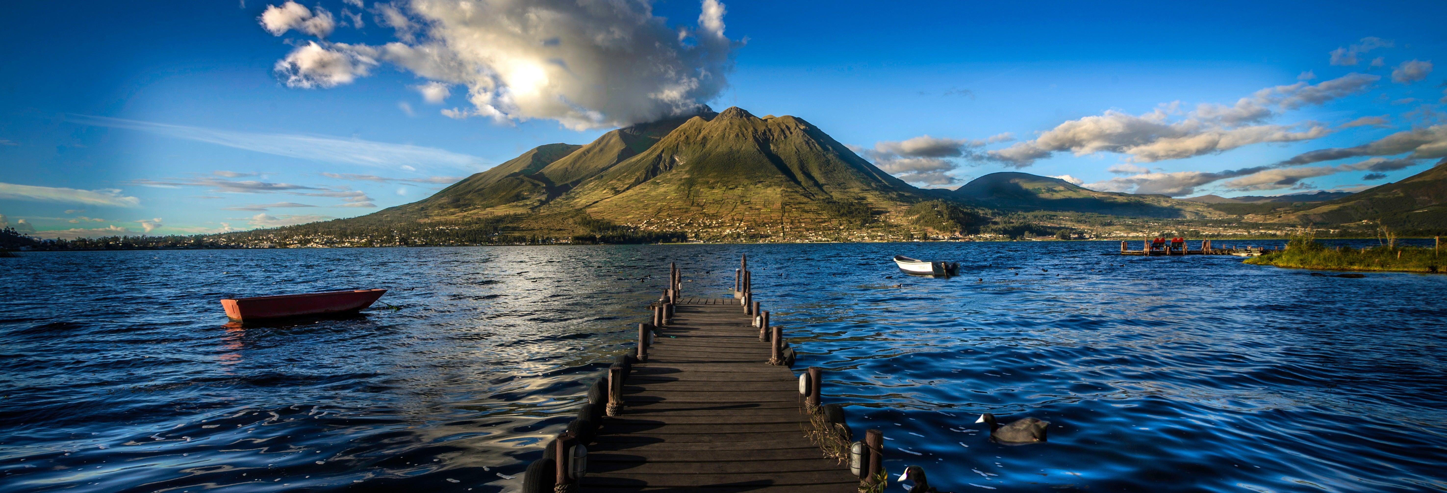 Circuito de 8 dias pelo melhor do Equador