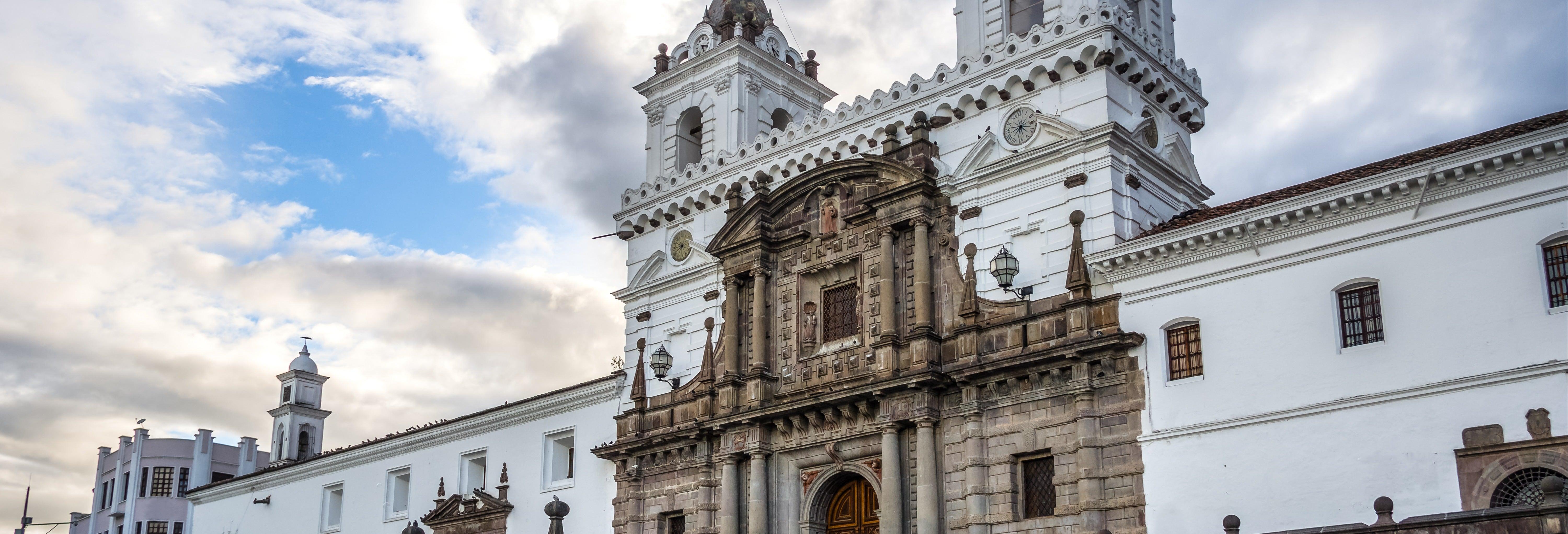 Free tour por Quito
