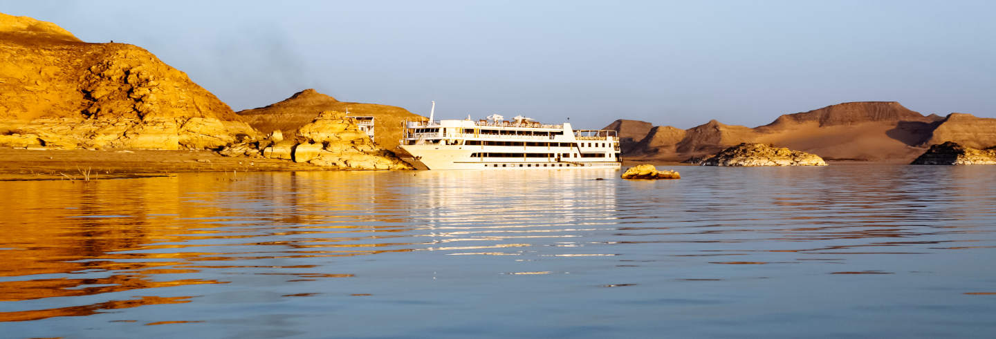 Lake Nasser Cruise: 4 Days from Aswan