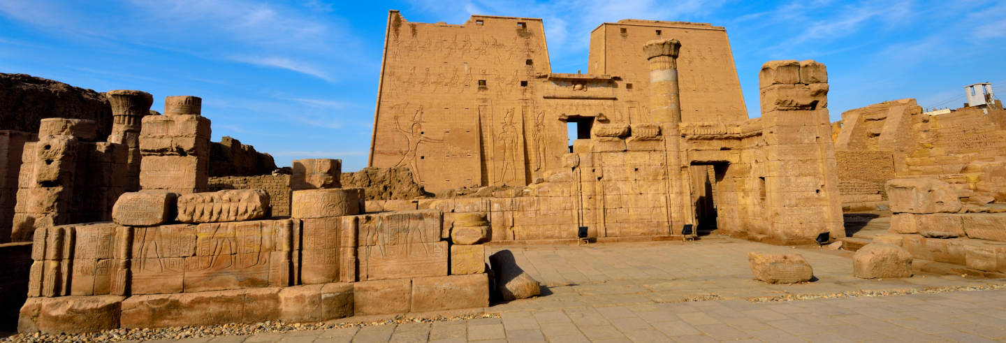 Excursion à Edfou et Kom Ombo