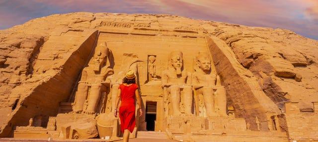 Excursión de 2 días a Abu Simbel