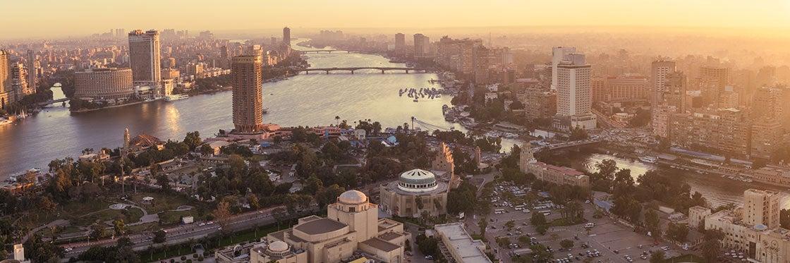 Egypt's Main Cities