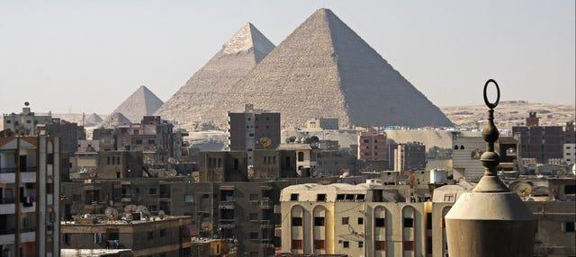 El Cairo + Pirámides de Giza en un día