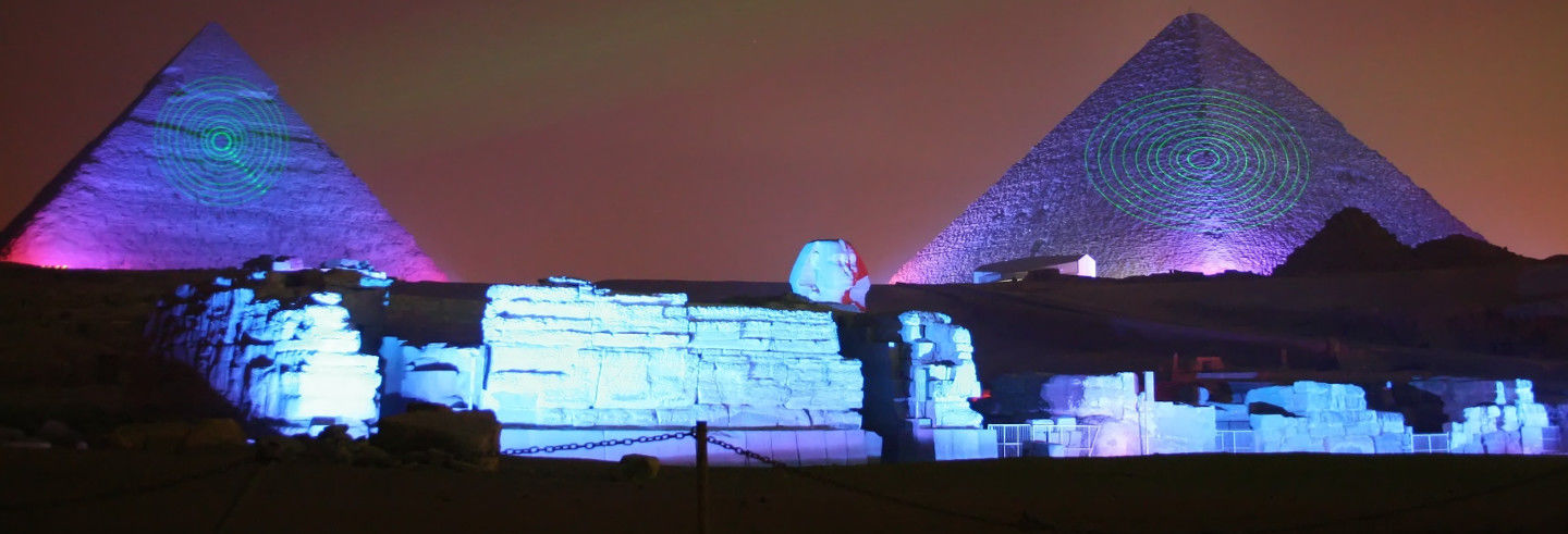 Dinner and Night Show at the Giza Pyramids