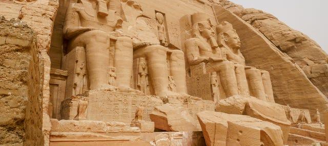 Egipto al completo + Lago Nasser, 11 días con todo incluido