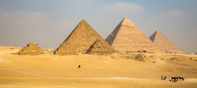 Egipto al completo + Mar Rojo, 11 días con todo incluido