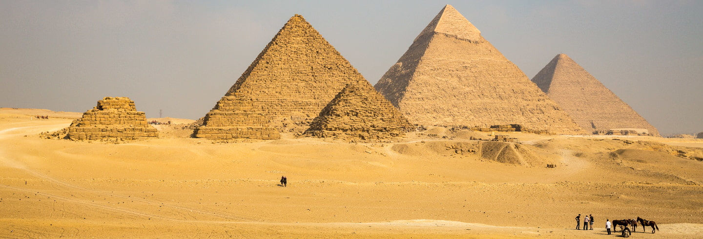 Egypt Tour Package: 11 Days All-Inclusive