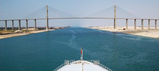 Excursión al Canal de Suez