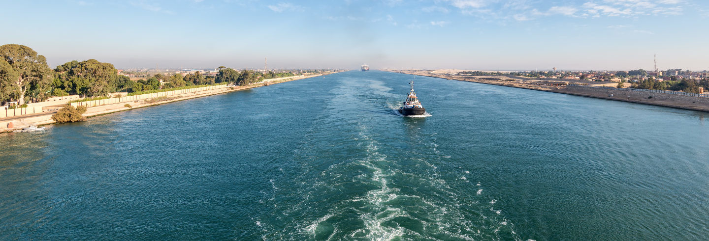 Day Trip to the Suez Canal