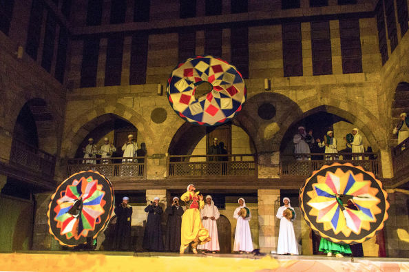 Traditional Dervish Spectacle