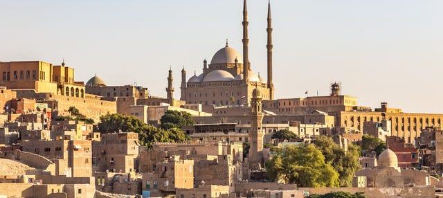 Tour por El Cairo al completo con entradas