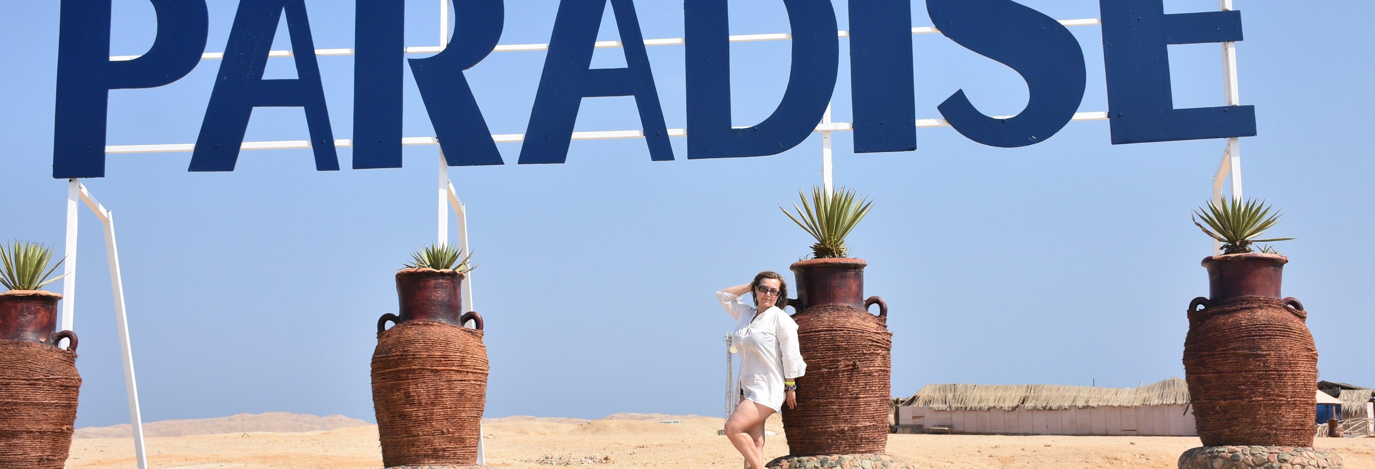 Escursione a Paradise Beach