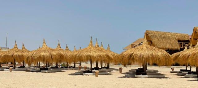 Snorkel en la Isla Giftun