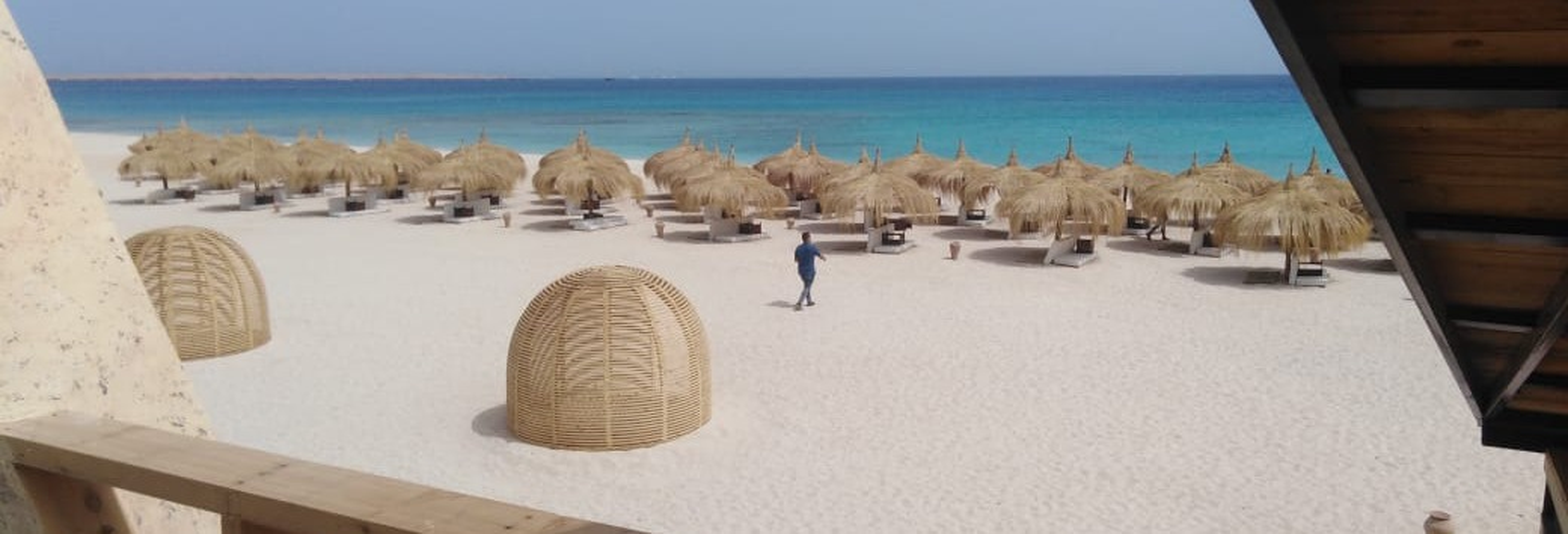Snorkel off Giftun Island