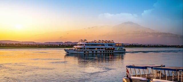 Crucero por el Nilo de 4 noches de Lúxor a Asuán